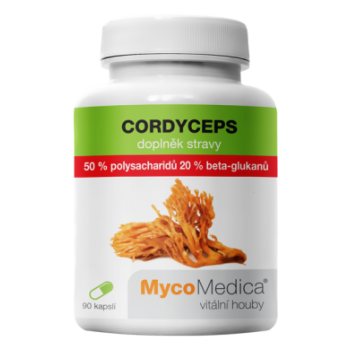 Cordyceps 50% ext.